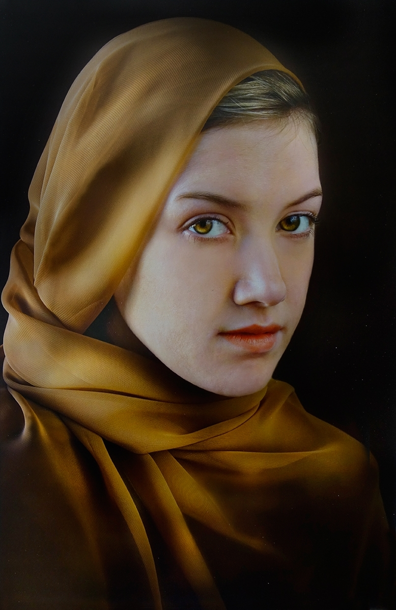 The-Girl-in-the-Bronze-Scarf-PM-1-Place-by-Claudia-Peterson-LS