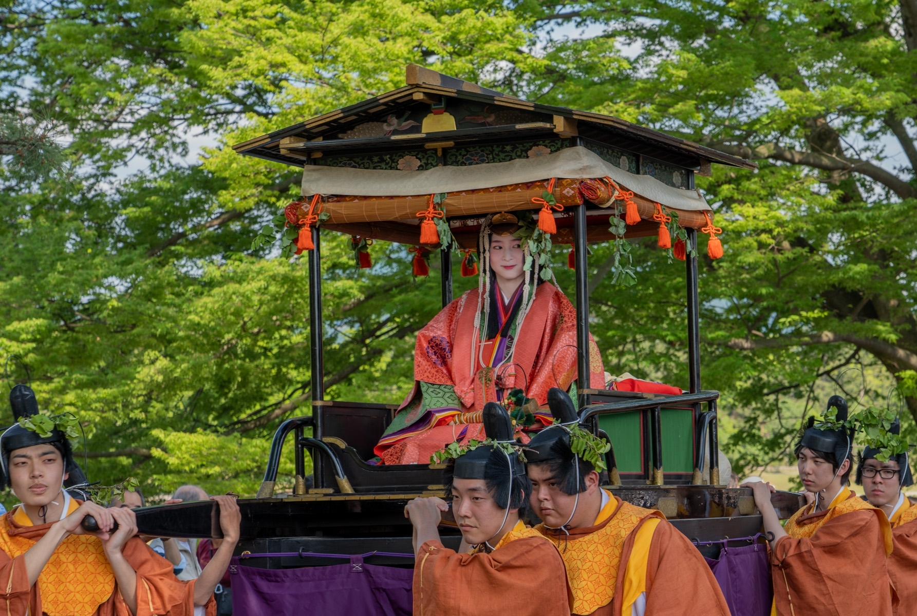 Aoi-Matsuri-festival-in-Kyoto-during-which-the-Saio-is-carried-on-a-palanquin-TA-Best-in-Show-by-John-Nygren-MR