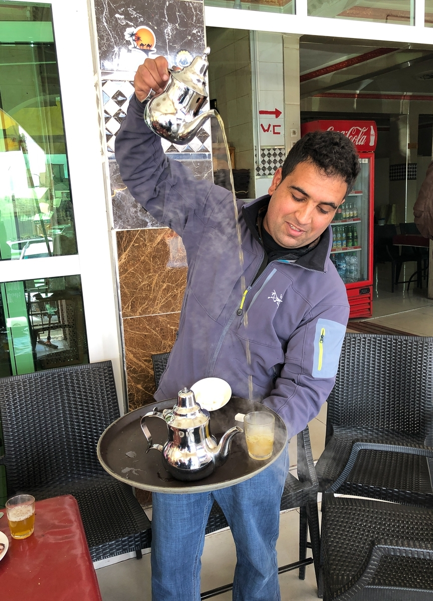Mint-tea-is-Moroccos-national-beverage.-Skillfully-poured-from-a-considerable-height-TI-1-Place-by-Debbie-Lindemann-LV