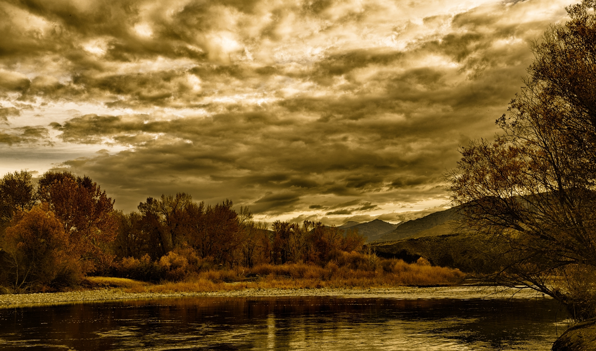 'Autumn Along The Salmon River' (PI 1 Place) by Cass Kalinski - SC