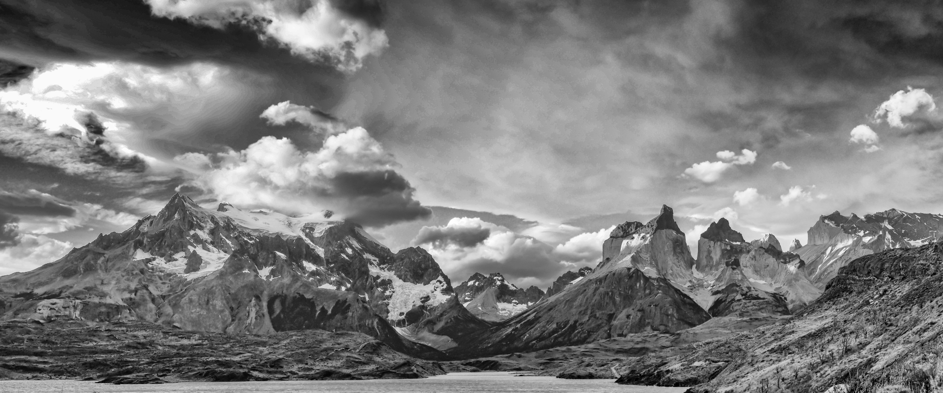 'Torres del Paine, Patagonia, Chile.' (MB 1 Place) by Noel Isaac - MR