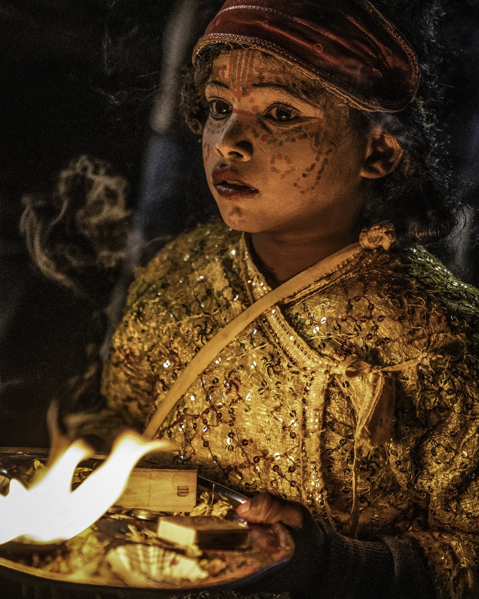 Young-Child-selling-Votives-in-Varanasi-India-TB-1-Place-by-Frances-Williams-MR