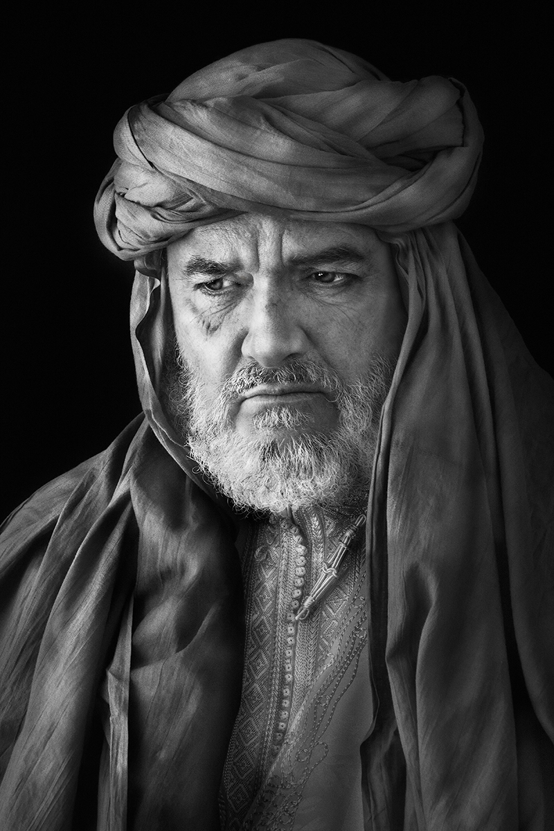 'Old Arabian' (MM Best in Show) by Claudia Peterson - SC