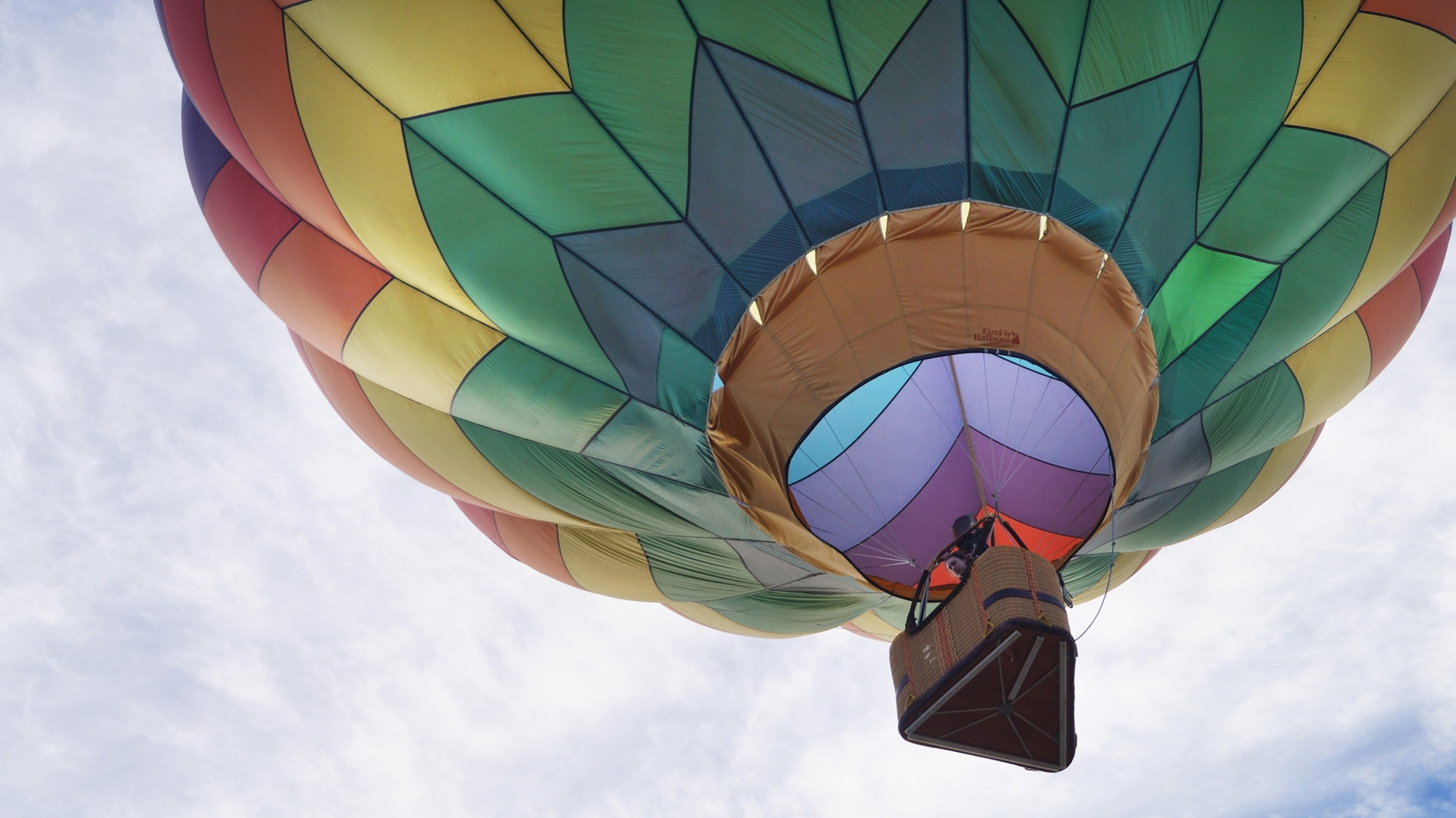 'One of the 87 Balloons from the 37th Reno Hot Air Balloon race takes off' (JB 1 Place) by Allan Petersdorf - CC