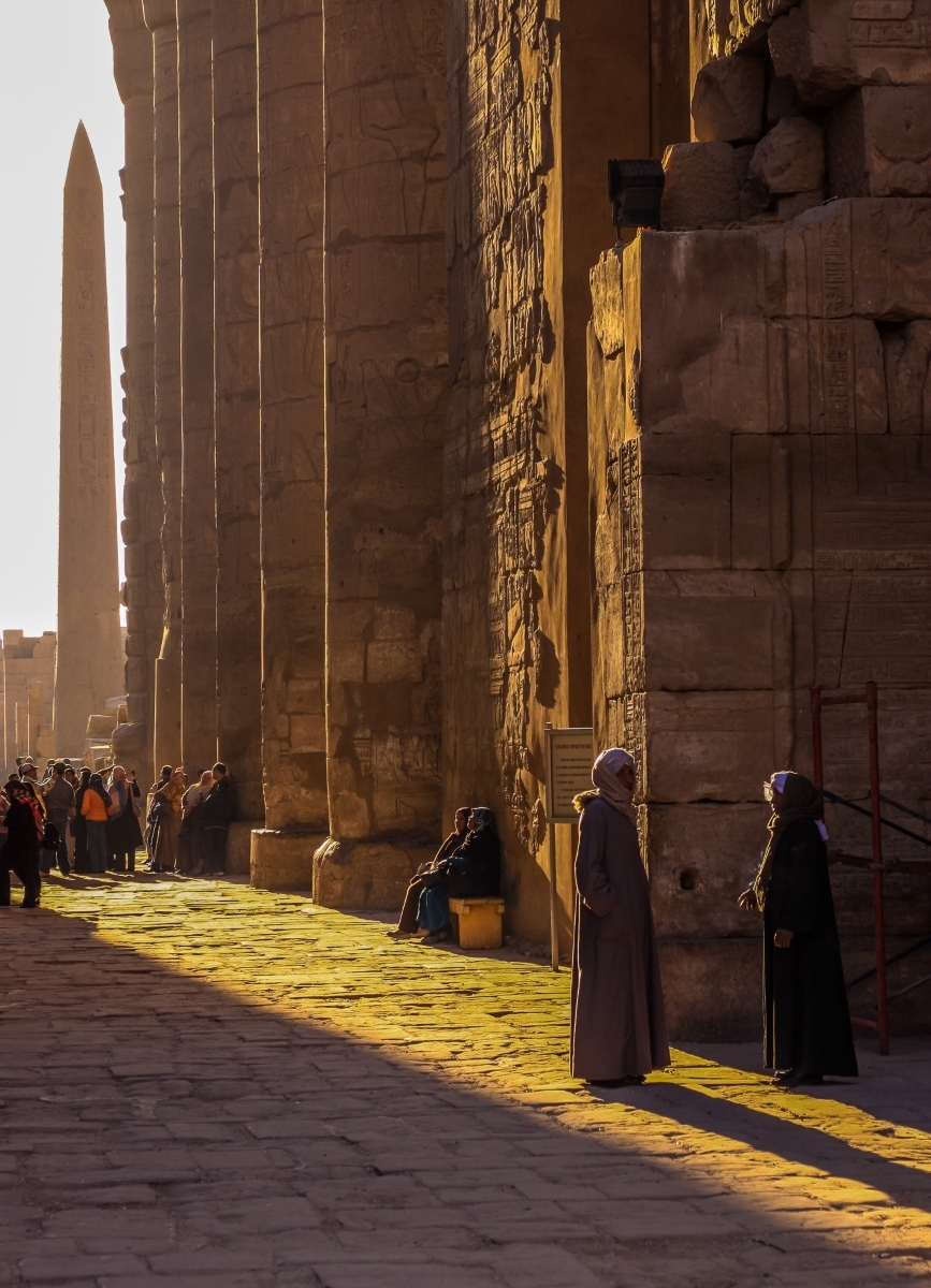 Morning-at-Temple-of-Karnak-Luxor-Egypt-TI-1-Place-by-Kenneth-Mark-BK