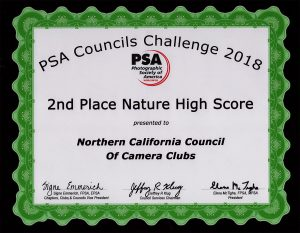 N4C Places 2nd in PSA 2018 Council Challenge – Nature